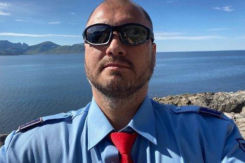 Daglig leder Frank Yttergård (49) i Traveller taxi.