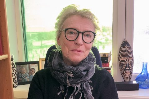 Wenche Bolle (68) har savnet barnebarna og elevene det siste året.