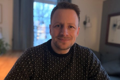 Fredrik Nygård er psykologspesialist og enhetsleder ved Barne- og ungdomspsykiatrisk politiklinikk (BUP) Lofoten.