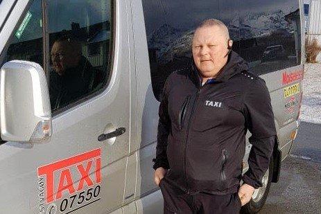 Denne uka kunne fisker og drosjeeier Bjørn Willy Stensen (52) sette seg bak rattet i drosjen igjen, etter et og et halvt år med alvorlig sykdom.