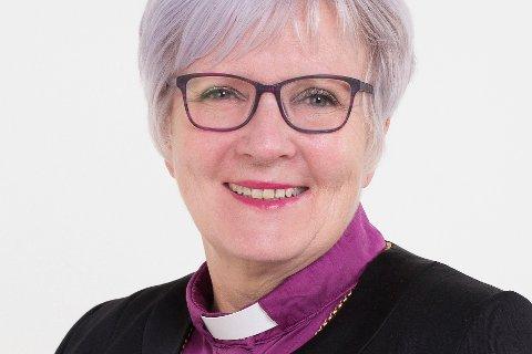 Biskop i Sør-Hålogaland Ann-Helen Fjeldstad Jusnes.