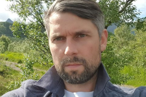 Daglig leder og byggmester Torfinn Dahlberg i DSN entreprenør AS.
