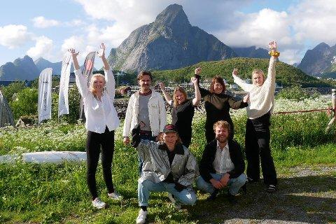 Artister og musikere på årets Cellolyd-festival girer opp til to konserter i Reine kirke onsdag kveld.