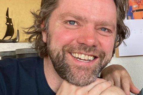 Gaute Håkon Wahl er ny daglig leder i Lofotrådet.