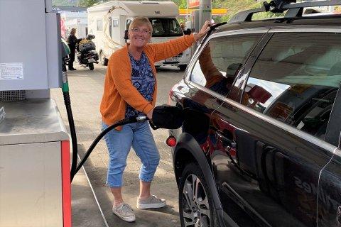Lena Hansson (57) er klar for ny jobb som rådmann i Flakstad kommune.