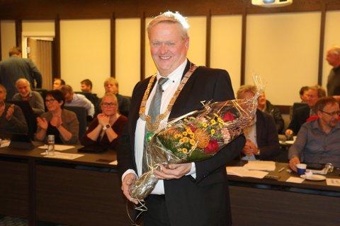RÅD OG UTVALG: Ordfører Jan Kristensen er også med som leder i en rekke råd og utvalg de neste fire årene.
