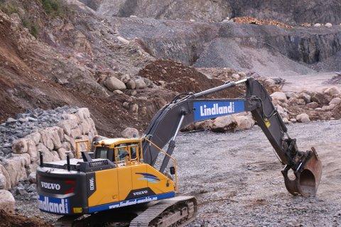 FÅ INNVENDINGER: Lyngdal kommune ser få innvendinger mot å gi driftskonsesjon for pukkverket i Akersmyr.