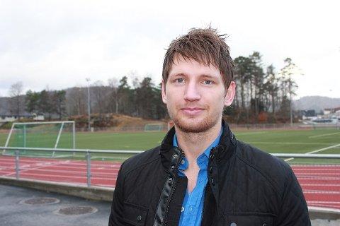 HARD MEDFART: Stefan Strandberg har mått tåle mange kommentarer i ulike medier etter at han i går valgte å ikke stille til kamp mot Lillestrøm.