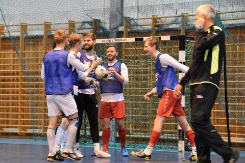 VINNERE: Lyngdal vant straffekonkurransen mot Tonstad Heimatt, etter at finalen endte uavgjort etter full tid.