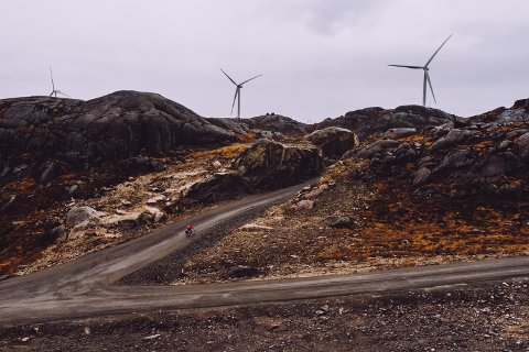 INVITERER: turistforfeningene i Agder inviterer Sørlandets stortingsrepresentanter til vindkraftbefaring.