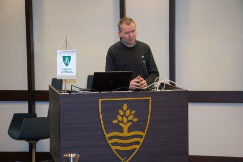 LØNNSOMT: Kommunedirektør Kjell Olav Hæåk tror prosjektet blir lønnsomt for kommunen.