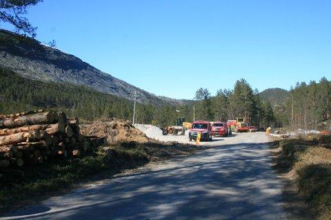 KLARSIGNAL: De svenske eierne av Buheii vindkraft har fått klarsignal for å fortsette utbygingen.