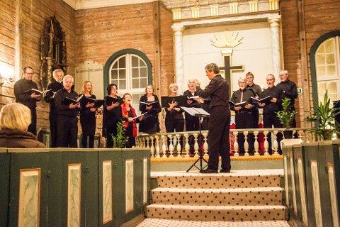 HÄNDEL: Bryan D. Breidenthal og Vest-Agder kammerkor skal fremføre Händels «Messias» i Listerregionen. Med sangere blant annet fra Lyngdal.