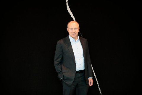 KVINESHEIA: Konsernsjef Christian Rynning-Tønnesen i Statkraft ha ansvaret blant annet fot Kvinesheia.