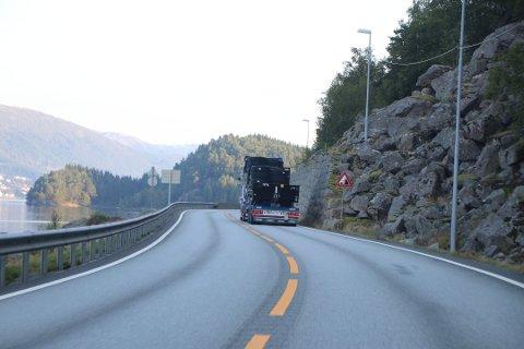 LANG TID: Nye Veier fastholder at ny E39 langs Lundevannet er den siste strekningen som skal bygges.