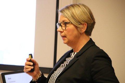 ETTERFORSKES: Sykehusledelsen ved Sørlandets sykehus etterforskes for brudd på loven i forbindelse med sykehusskandalen. Nina Mevold er toppsjef.