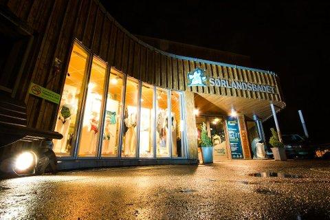 STØTTE: Sørlandsbadet fikk støtte på 50 000 kroner fra Listerfondet.