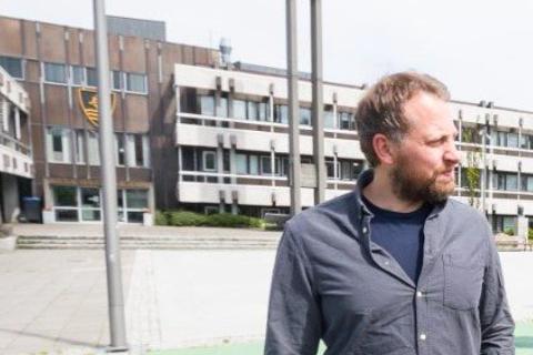 NEDSTEMT: Marius Thoresen foreslo å si tvert nei til fusjonen mellom Ager Energi og Glitre, men fikk bare fire stemmer.