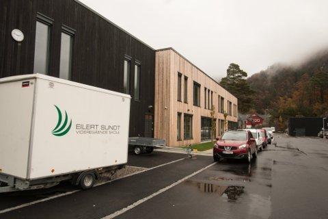 NULL SØKERE: Eilert-avdelingen i Lyngdal hadde null søkere til Vg2 Klima, energi og miljø. Klassen foreslås nedlagt.