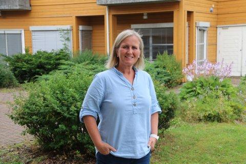 BYREMO: Åshild Gysland i Lyngdal kommune utelukker ikke at det kan komme flere vaksinerunder på Byremo. Hun har tro på koronatestsamarbeidet med Hægebostad kommune.