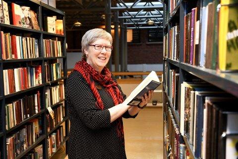 Grethe Borgen er biblioteksjef i Lillehammer. Vanligvis er for sein innlevering av bøker noe hun ikke ønsker. Med smittefaren har imidlertid biblioteket utsatt alle frister på innlevering av bøker inntil videre.