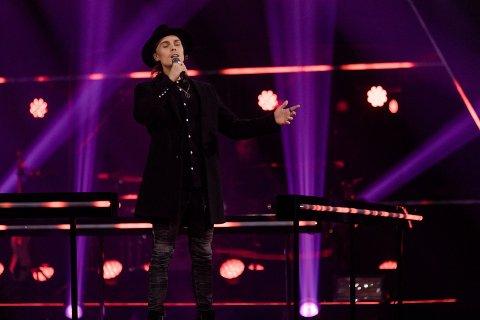 """Natan kom etter fredagens sending enda et skritt nærmere drømmen om å vinne """"The Voice""""."""