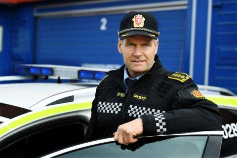 Stasjonssjef ved Lillehammer politistasjon, Terje Krogstad sier de vil følge opp trenden med tullekjøring som har tatt seg opp i Lillehammer den siste tiden.