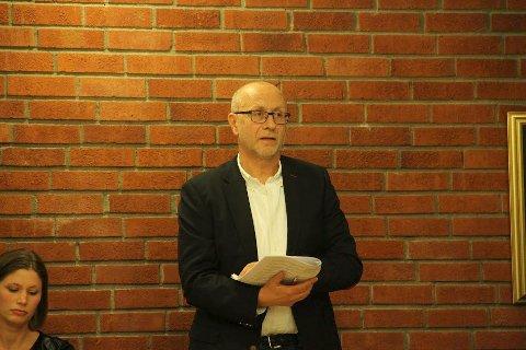 Tydelig: – Jeg oppfattet det som et tydelig vedtak om å ha folkeavstemning, sier Hans Petter Karlsen. foto: kristian nord