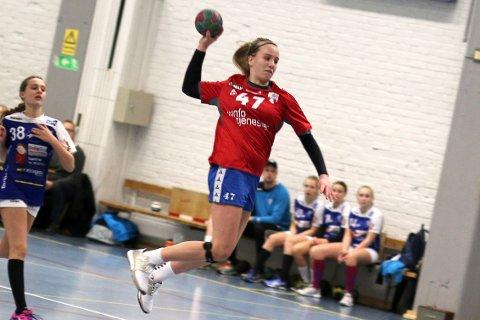 HK Rygge kjempet seg til kvartfinalen, men ikke lenger. Danske Ikast ble rett og slett for sterke.