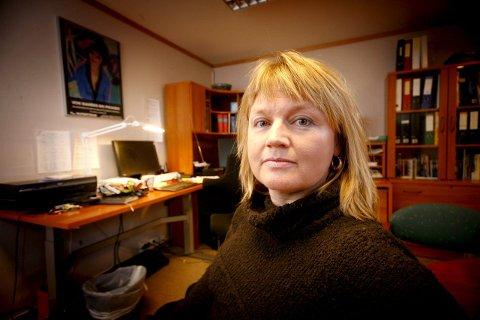 Engasjement: – Arena og Metodistkirken blir stedene for markering av Kvinnedagen 8. mars i morgen, sier Grete Mørch.