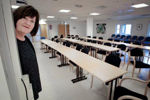 Inger-Lise Skartlien (Ap), ordfører i Rygge.