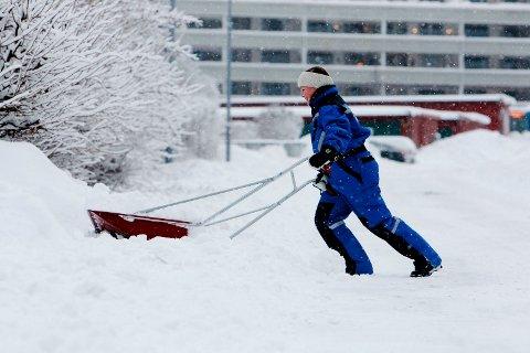 JULESNØ?Spillselskapet Betsson har satt opp odds på om det blir hvit jul i Moss.