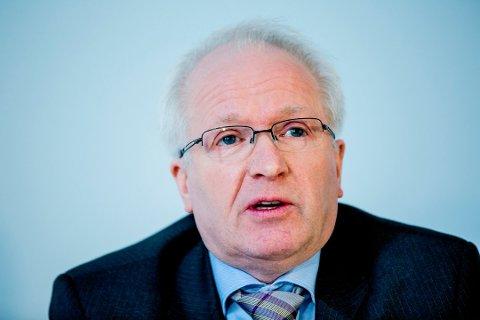 Magne Fladby, direktør for Nav kontroll, sier de har funnet saker der personer er domfelt på grunnlag av feil beløp.