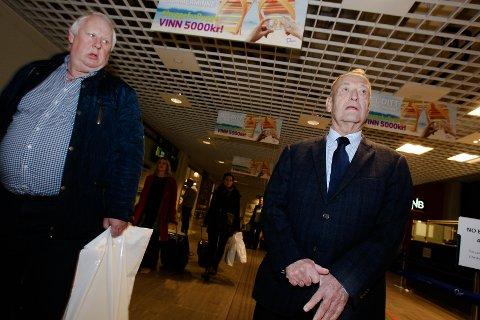 Styreleder Svein Hurlen synes det hele er trist og er forbannet.