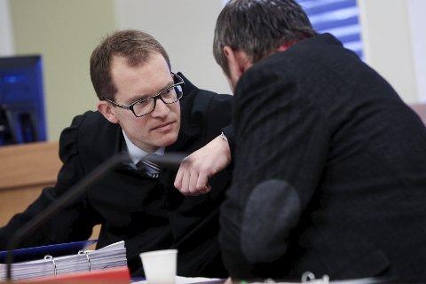Anker dommen: Forsvarer Helge Karlbom er i samråd med sin klient blitt enig om at dommen fra Moss tingrett ankes.