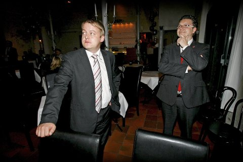 Erlend Wiborg og Ulf Leirstein er  bland Østfold Frps stortingskandidater. De skal ikke føle seg trygge på noen sikker plass på tinget etter 11.september, mener forfatteren av dette debattinnlegget.