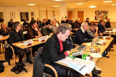 SA JA: Et stort flertall i Rygge kommune stemte ja til å bosette 20 flyktninger i 2017. Kun Frp stemte nei.