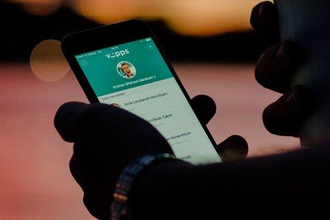VIPPS: Vipps har på kort tid blitt en svært populær betalingstjeneste i Norge.