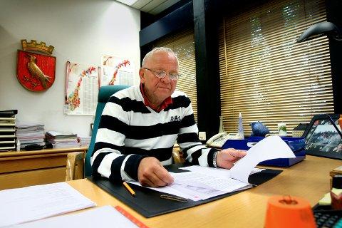 Ekte bypatriot: Paul-Erik Krogsvold døde tirsdag 17. mai etter lengre tids sykdom.