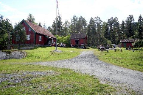 Bygningene på Ødemørk er ikke omfattet av forslaget om nytt naturreservat.