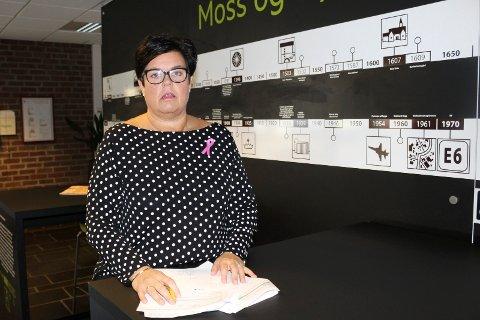 FORSLAG KOMMER: Anne Bramo (Frp) vil bruke penger fra statsbudsjettet til å fjerne avgifter innen helse for minstepensjonistene.