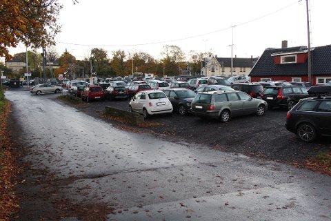 Her blir det dobbelt så dyrt å parkere fra 2. desember.