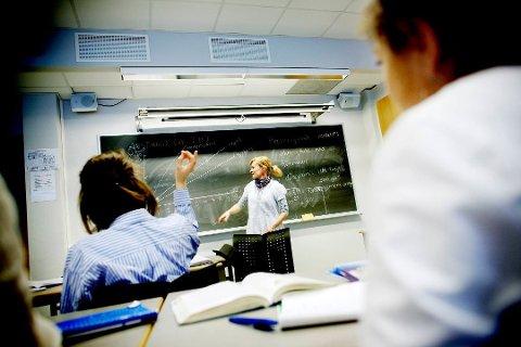 TILSYN: Arbeidstilsynet skal føre tilsyn med rundt 100 skoler i Østfold og Akershus neste år.