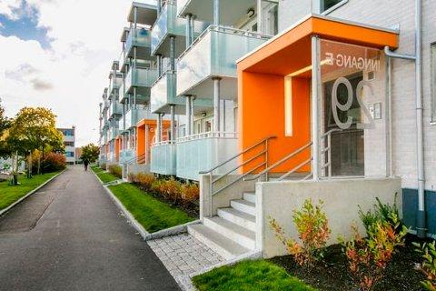 Faller igjen: Salget av nye boliger fortsetter å falle, viser nye tall.