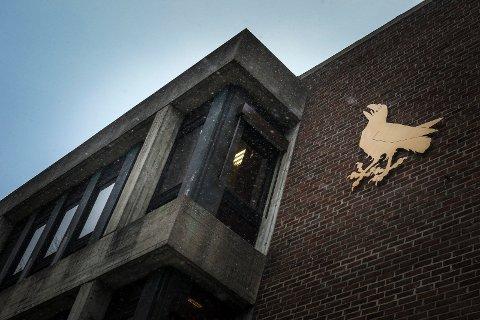 TYVERI: 50.600 kroner har forsvunnet sporløst fra en pengekasse som lå i en safe på Moss rådhus.
