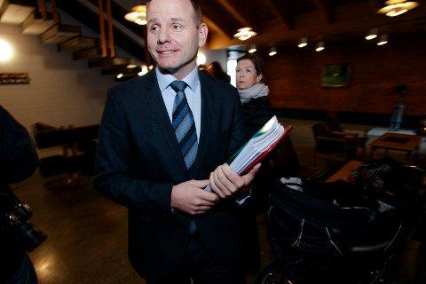 ANSETTELSE: Det går mot rådmannsansettelse, bekrefter Vålerordfører Reidar Kaabbel.