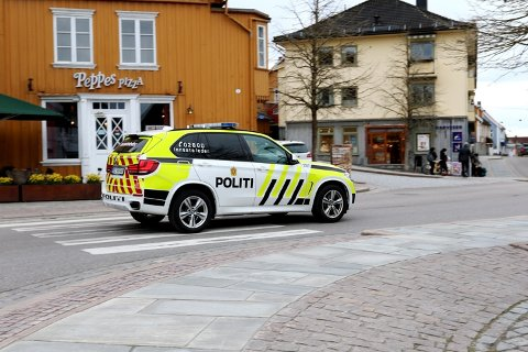 LETER: Politiet leter etter en 83 år gammel kvinne som er savnet fra Drøbak sentrum påskeaften ettermiddag.