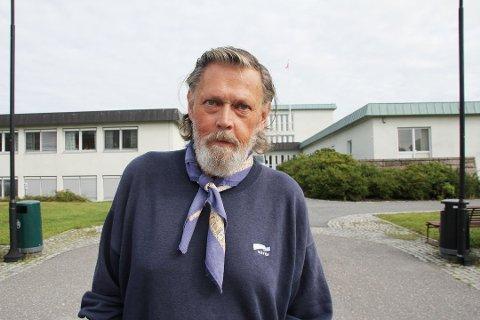 AKTIV TIL DET SISTE: Paal Jargel har lang fartstid bak seg for Vestby Høyre.