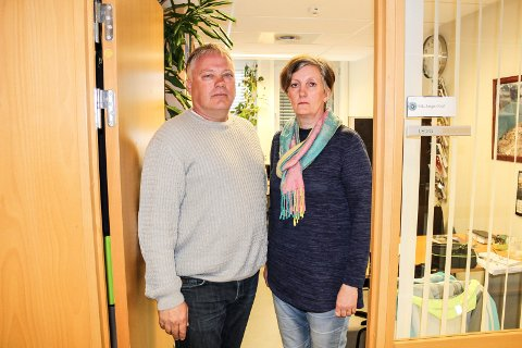 STORE VARIASJONER: - I noen virksomheter er det godt ytringsklima, i andre virksomheter opplever vi ytringsklimaet som dårlig, sier hovedverneombudene Nils-Jørgen Kraft og Elisabeth Braaten.