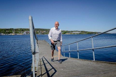 Jan-Hugo Holten, Norges Miljøvernforbund